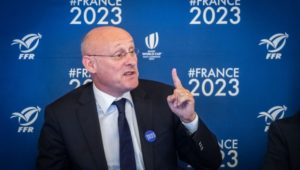 Bernard Laporte has proposed a Club World Cup