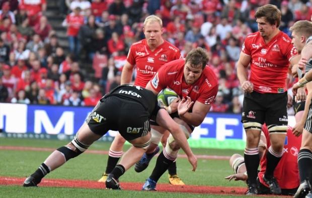 Ferreira returns for Lions