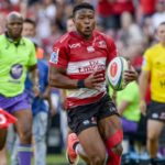 Dyantyi takes centre stage for Lions