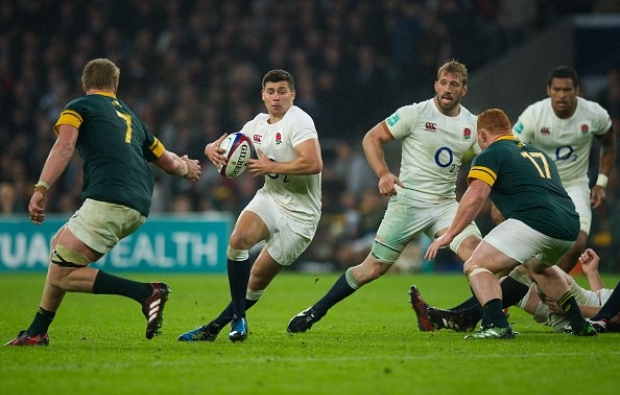 Youngs returns for England