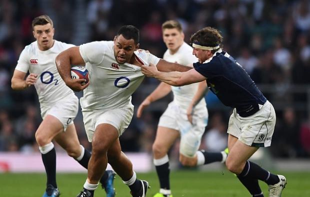 Vunipola blow for England