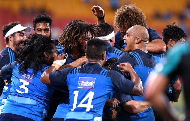 Blues win Brisbane Tens