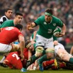 Ireland change five for Wales
