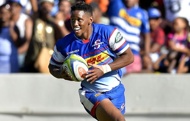 Barry to wing it for Stormers