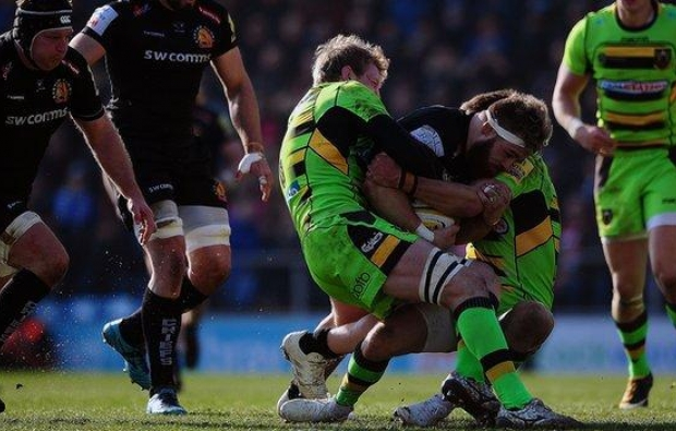 Exeter snatch dramatic win