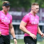 Du Preez twins to make Sharks exit