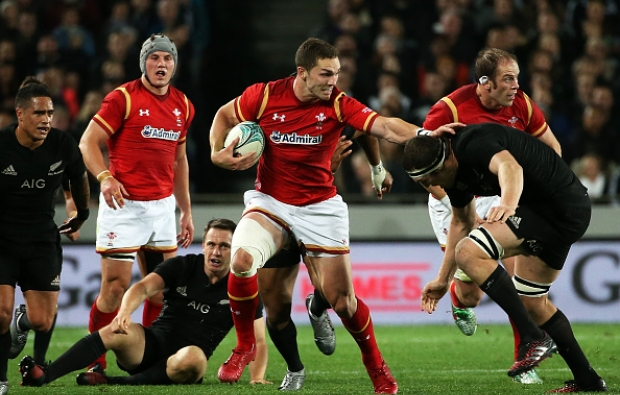 North returns for Wales