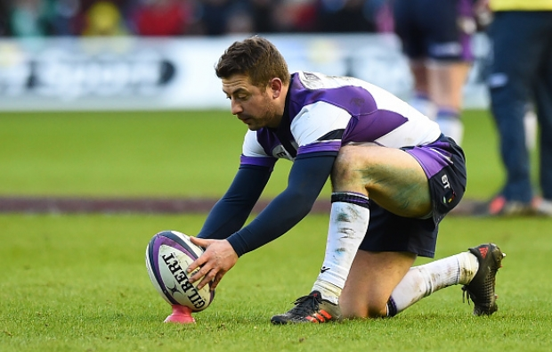 Laidlaw boosts Scotland to victory