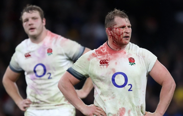 Former England captain Dylan Hartley