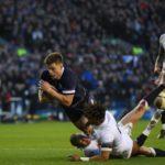 Jones, Scotland rip England apart