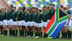 The Junior Boks at the U20 Championship