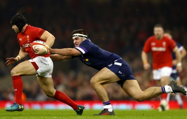 Lions trio back for Wales