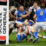 Machenaud boots France to win over Italy