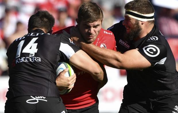 Marx set for Super Rugby return