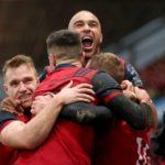 Munster secure home quarter-final