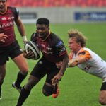 Knee injury sidelines Zono