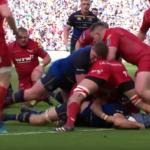 Highlights: Leinster vs Scarlets