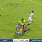 Highlights: Bulls vs Highlanders