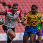 Lions batter Bulls in warm-up