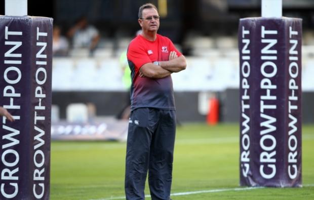 Swys de Bruin/Lions coach
