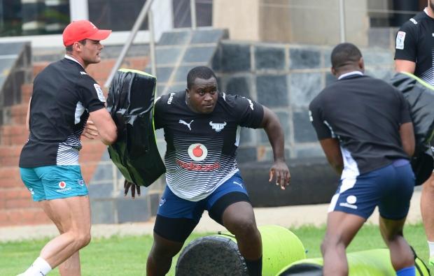 Mitchell: Nyakane must get in shape