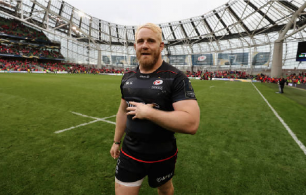 Koch scores as Sarries stay alive