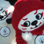 Japan reveals World Cup mascots