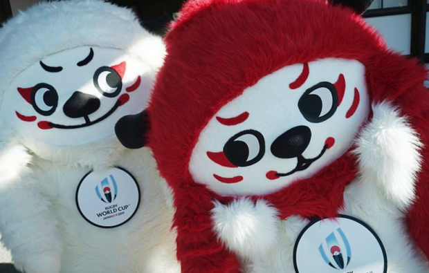 Japan reveals World Cup mascots
