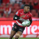 Dyantyi, Combrinck wing it for Lions