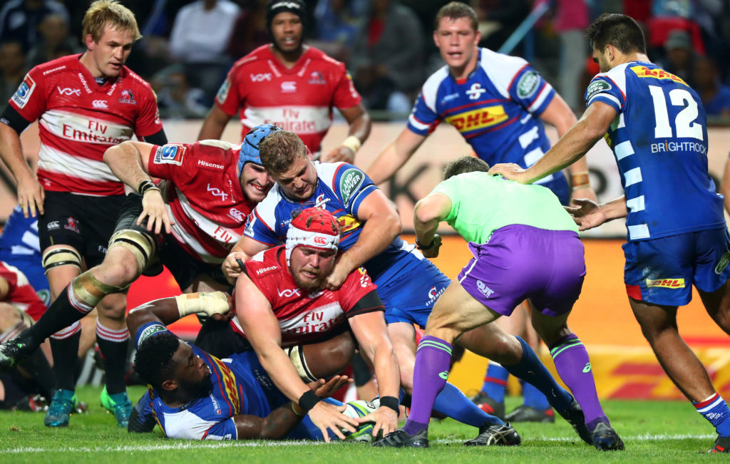 Lions keep Jaguares at bay