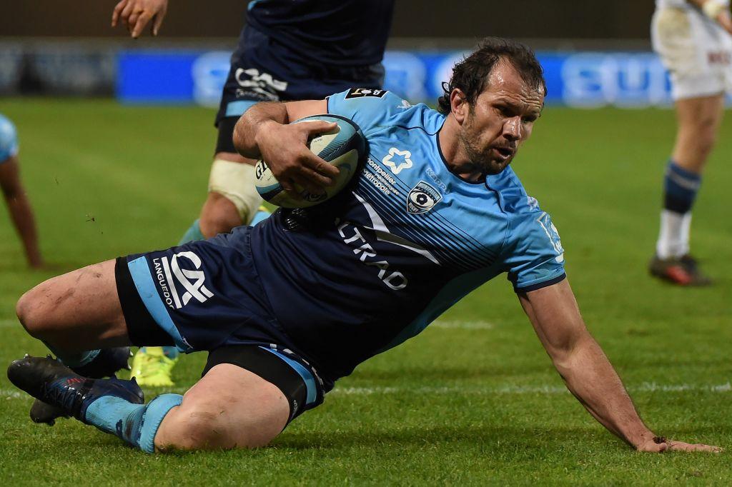 Bismarck du Plessis signe une nouvelle extension avec Montpellier