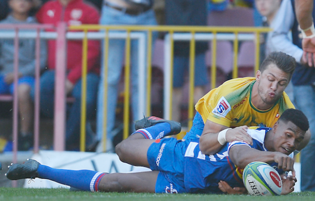 Willemse links up with Junior Boks