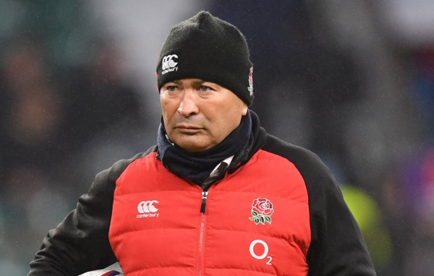Eddie defends England's training regime