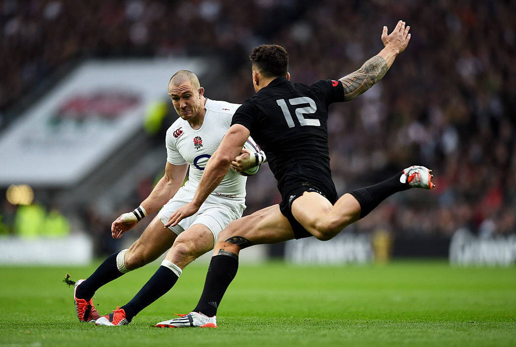 'England needed All Blacks reality check'