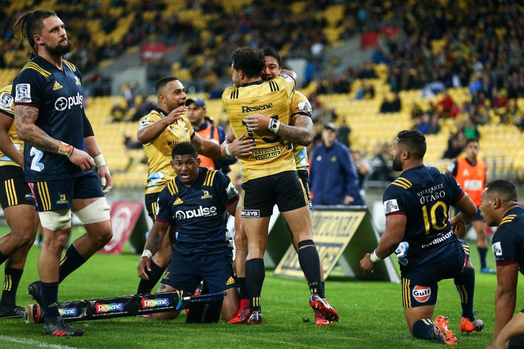 Super Rugby teams (Round 16)