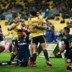 Super Rugby teams (Round 16)