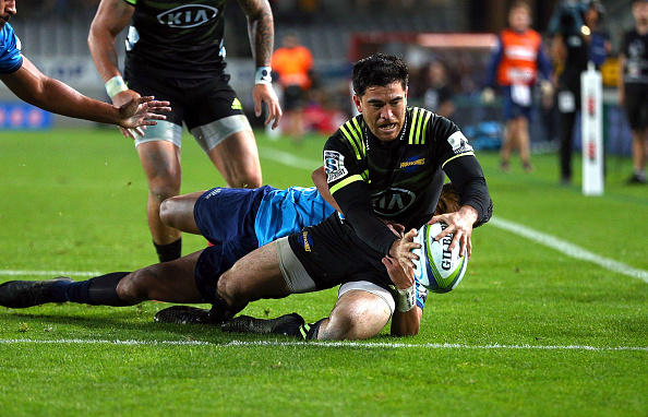 Canes overpower Blues