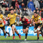 Crusaders break clear of Canes