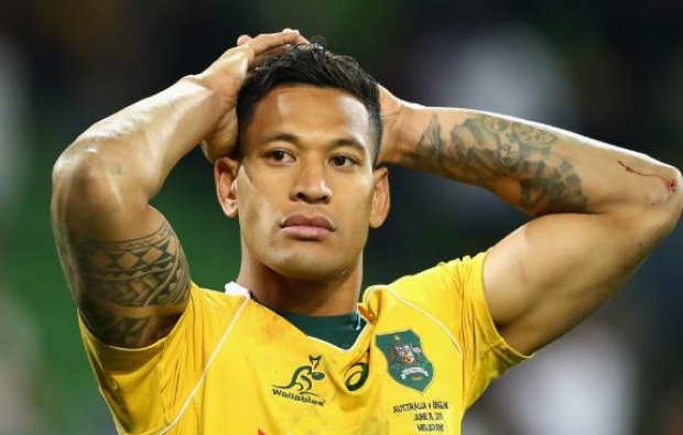 Folau to contest termination notice
