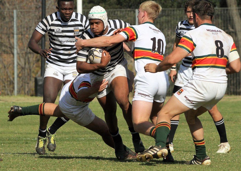 Jeppe's Sibusiso Shongwe