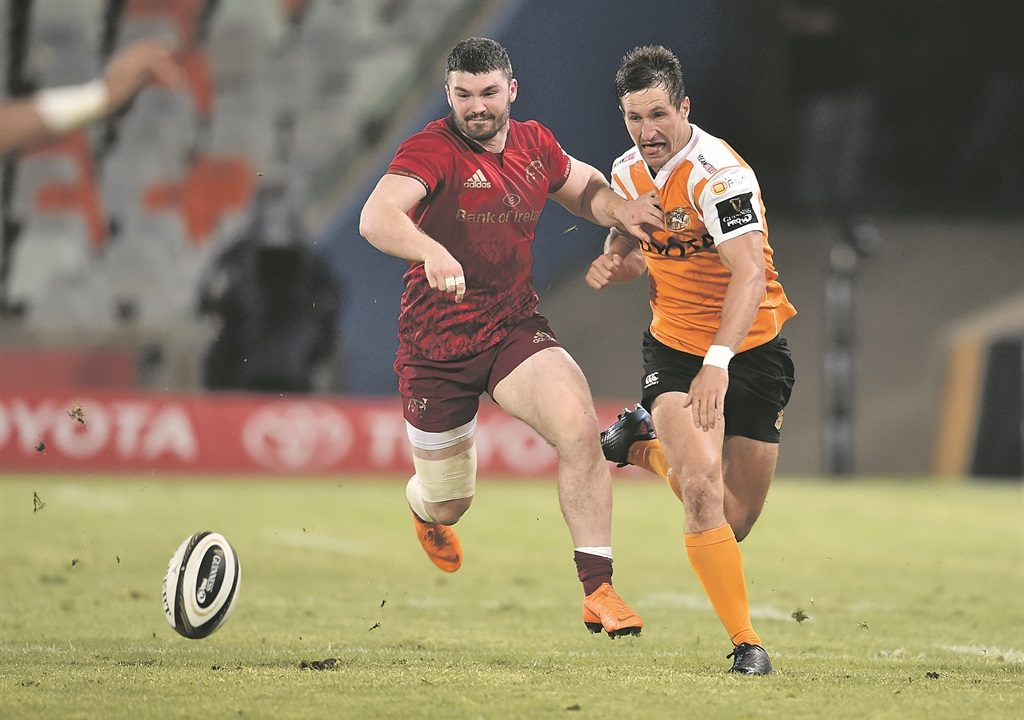 Goosen in, Swart out for Cheetahs