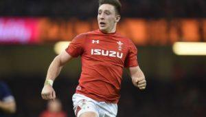 Wales wing Josh Adams