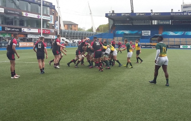 Junior Boks whack Wales