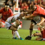 Toulon out after dramatic draw