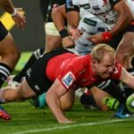 Cronjé: I absolutely love it in Joburg
