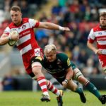 Ackermann extends Gloucester stay