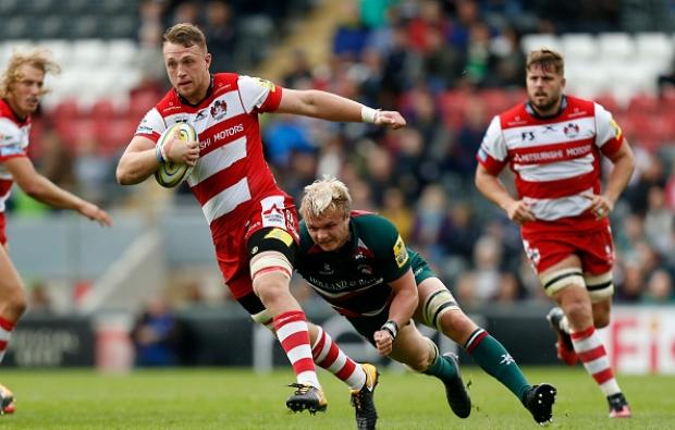 Ackermann extends Gloucester stay