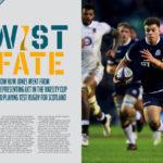Jones' twist of fate