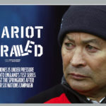 Eddie Jones in SA Rugby magazine