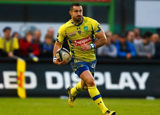 Spedding trades Clermont for Castres